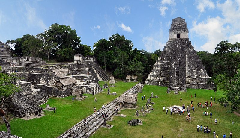 Mayan Civilization, Ruins and Culture