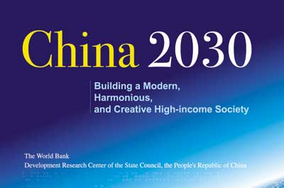 China's Path to 2030