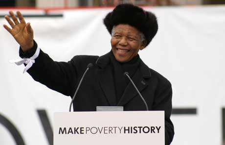 Nelson Mandela's Leadership and Inspiration