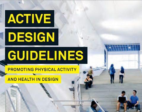 Urban Design Fights Obesity in New York City