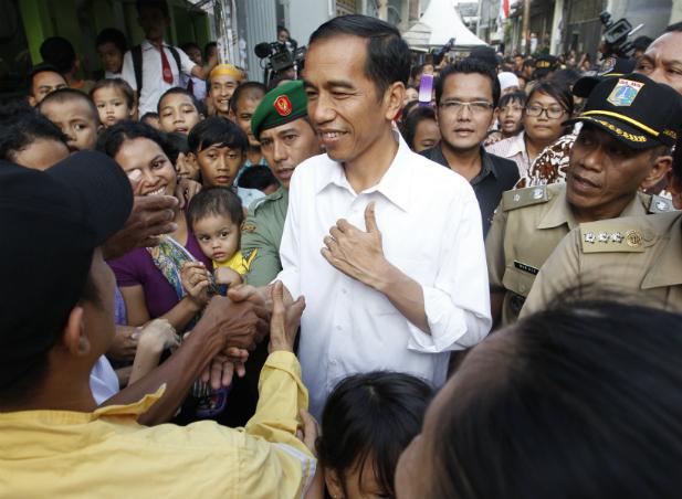 Jokowi – Indonesia's Rising Star